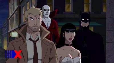 Mesmo com a presença do Batman, a estrela do filme é John Constantine