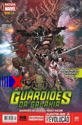 Se não fosse o filme, os Guardiões jamais teriam seu nome estampado numa publicação.
