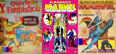 Edições que destacaram as histórias do Mago Supremo.