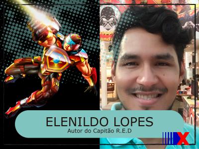 Elenildo Lopes é o criador do projeto.