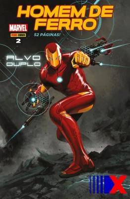 Homem de Ferro e sua nova armadura sem boca em aventuras descoladas