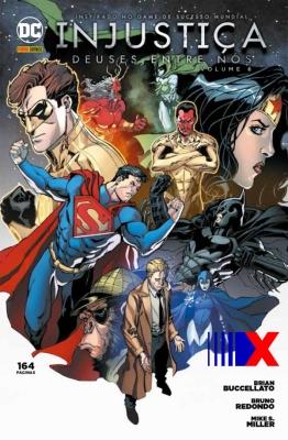 Injustiça: universo alternativo melhor que o oficial.