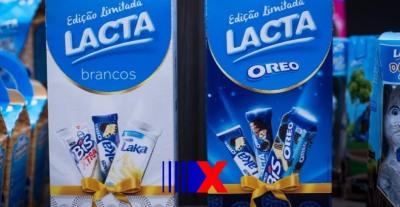 Também acha o preço do ovo abusivo? Tudo bem, a Lacta lança embalagem de barras. (Imagem: Débora Klempous/UOL)