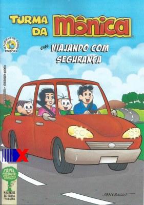 Edição gratuita, distribuída nas estradas.