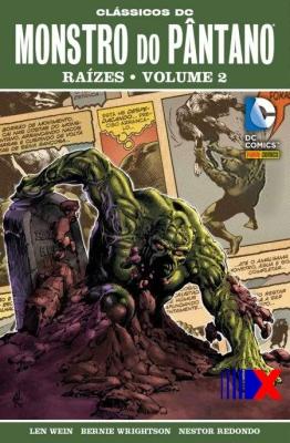 A gênese do Monstro do Pântano em sete histórias sombrias.