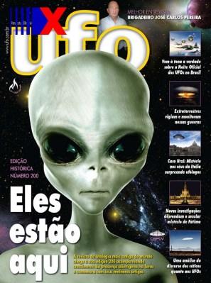 Ginho surgiu na revista UFO, em 2007.