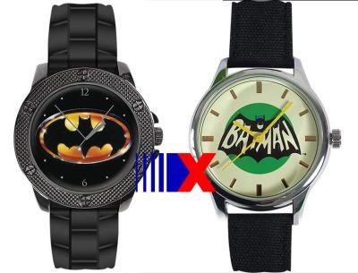 Santa pontualidade, Batman!